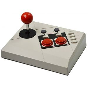 Steelplay Edge Joystick (Mini NES) + Cheat Book
