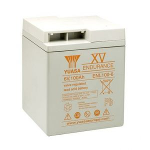Yuasa Batterie plomb étanche ENL100-6 6v 102ah