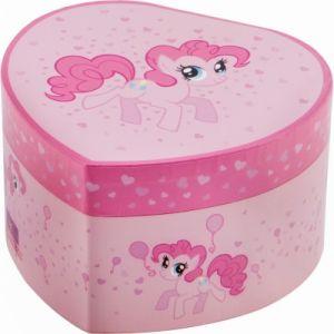 Trousselier Boite à bijoux musicale My Little Pony Pinkie Pie
