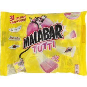Malabar Bubble gum goût tutti