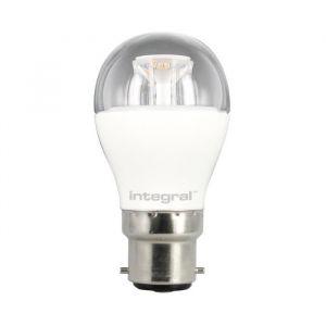 Integral LED Ampoule B22 470lm 6W équivalent à 40W 2700K