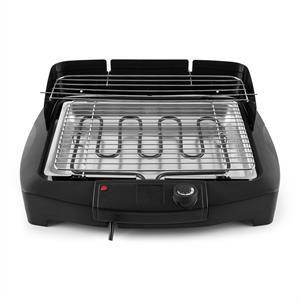 OneConcept Dr. Beef II - Grill de table électrique / barbecue sur pied 2000W