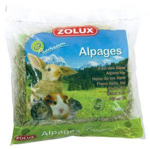 Zolux Foin Alpages Premium 500Gr