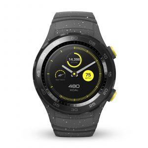 Huawei Watch 2 (Bluetooth) - Montre connectée Tracker GPS Bracelet sport