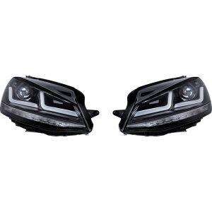 Osram Projecteur complet LED Auto LEDriving Golf VII Black Edition Xenonersatz 1 paire