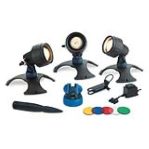 Oase 56905 - 3 projecteurs 20w pour bassin