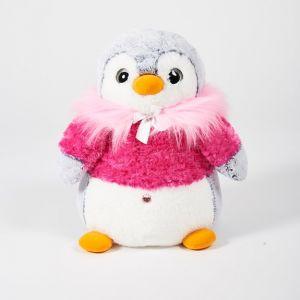 LGRI Peluche Pingouin Glitter 45 cm