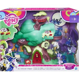 Hasbro My Little Pony Collection bibliothèque Twilight