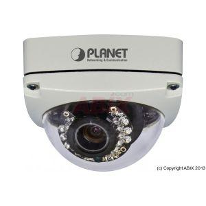 Planet 53607 - Caméra dôme IP anti-vandales jour/nuit 2 megapixels HM136
