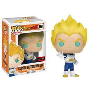Funko Figurine Pop! Dragon Ball Z : Super Saiyan Vegeta