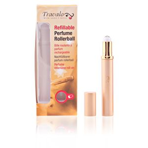 Travalo Touch Elegance - Roll-On à parfum rechargeable (5 ml) - Or