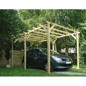 carport 4x4 comparer 292 offres. Black Bedroom Furniture Sets. Home Design Ideas