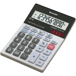 Sharp EL-M711GGY - Calculatrice de bureau