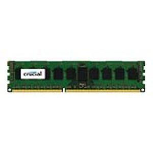 Crucial CT102472BB160B - Barrette mémoire 8 Go DDR3 1600 MHz 240 pins
