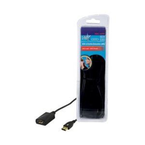 Hq HQCC-147HS - Câble d'extension USB 2.0