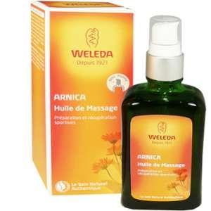 Weleda Arnica - Huile de massage 100ml
