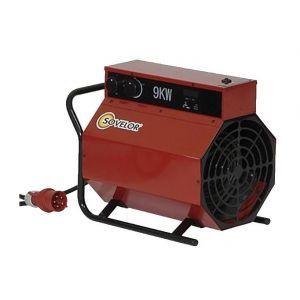 Sovelor Chauffage air pulsé mobile électrique 9KwC9