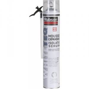 Rubson Mousse d'isolation White Teq 500 ml