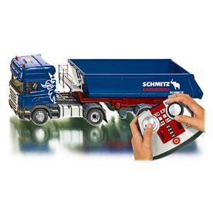 Image de Siku 6725 - Camion Scania avec benne - 1:32