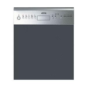 Smeg PLA4513 - Lave-vaisselle intégrable 10 couverts
