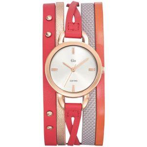 Go Girl Only 698579 - Montre pour femme avec bracelet en cuir