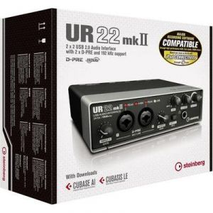 Steinberg UR22 MKII - Interface audio
