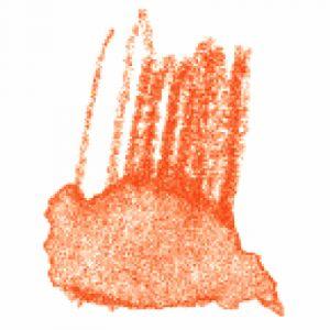 Staedtler Crayon de couleur aquarellable Rouge écarlate