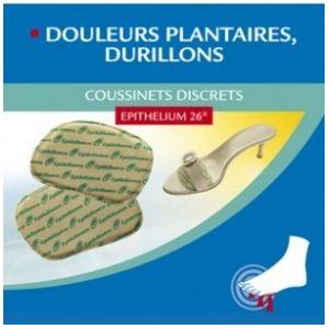 Epitact Coussinets discrets à l'Epithelium 26 P40/41 - 1 paire