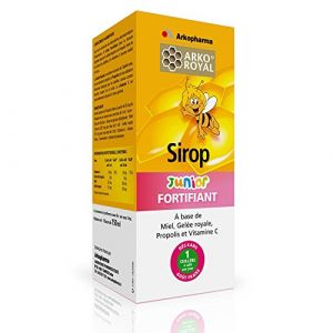 Arkopharma Arko Royal Sirop Bio Fortifiant Junior 140 ml