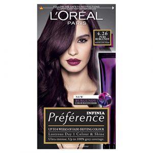 L'Oréal Preference Pure Burgundy 4.26