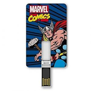 Tribe Clé USB 2.0 Marvel/Avengers 8 Go Card