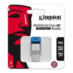 Kingston FCR-ML3C - MobileLite Duo 3C USB 3.1