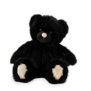 Doudou et Compagnie Ours collection 40 cm noir