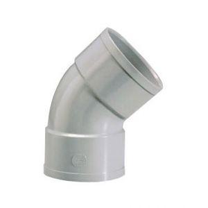 GIRPI Coude PVC 45° FF (63) - Ø mm : 63 -