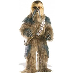 Déguisement collector Chewbacca adulte (taille 40-44)