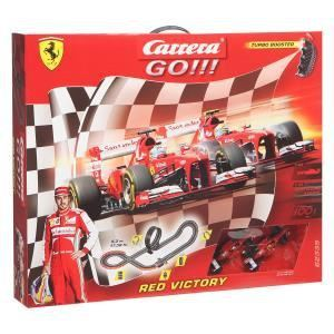 Carrera Toys 62339 - Circuit Go!!! Red Victory