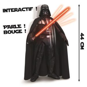 Dark Vador figurine interactive Star Wars 44 cm