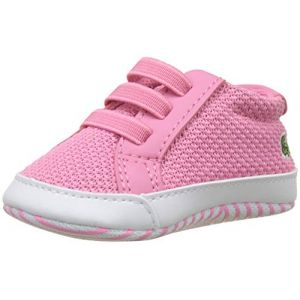Lacoste Crib 318 BB Blanc Rose