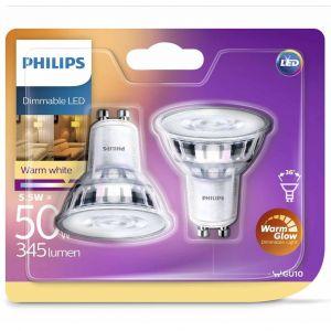 Lot Ampoule 21 Comparer Gu10 Offres Philips Led F1KJTlc