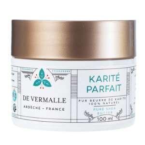 De Vermalle Beurre de Karité bio pur et non raffiné