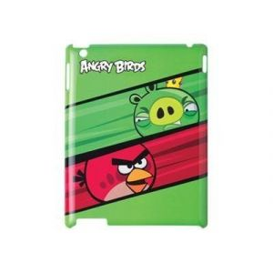 Gear4 Angry Birds iPad 2 Pig King vs. Red Bird - Coque pour iPad 2 - IPAB201