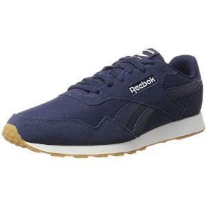 Reebok Royal Ultra, Baskets Basses Homme, Bleu (Collegiate Navy/White/Gum), 43 EU