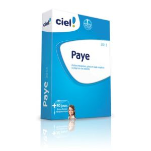 Paye 2013 pour Windows