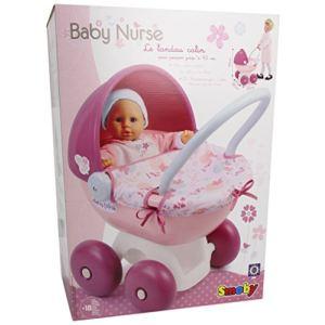 Smoby Landau câlin Baby Nurse