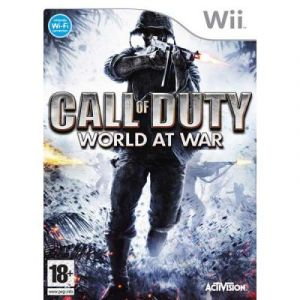 Call of Duty: World at War [Import espagnol] [Wii]