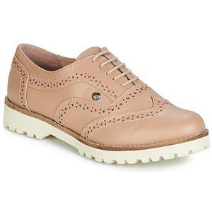 LPB Shoes Derbies GISELE Beige - Taille 36,37,38,39,40,41