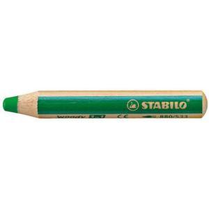 Image de Stabilo 5 Crayons de couleur Woody 3 en 1