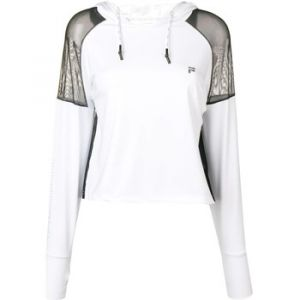 FILA Sweat-shirt Sweat Femme Pescara blanc - Taille EU S,EU M,EU XS
