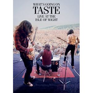 What's Going on - Taste Live at the Isle of Wight 1970