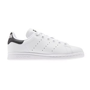 Adidas Chaussures casual Stan Smith Originals Blanc / Noir - Taille 38 y 2/3